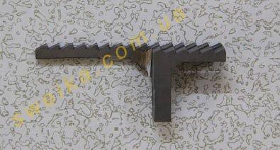 Зуби для килимового оверлока ML 2502
