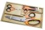 Набор профессиональных ножниц GPT-6100 TITANIUM